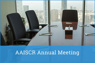 AAISCR Annual Meeting